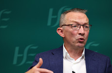 HSE's Dr Colm Henry: 'We're heading into a difficult winter, there's no doubt about that'