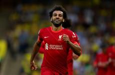 Salah scores another wonder-goal as Liverpool rout Watford