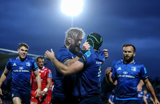 Leinster turn on the style to put 50 points on Scarlets