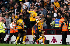 Wolves stage stunning fightback to beat Aston Villa with three late goals