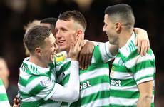 Turnbull nets superb goal on Fir Park return as Celtic ease to victory