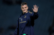 Cullen optimistic on Sexton injury with Ireland internationals looming