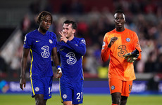 Edouard Mendy heroics deny Brentford as Chelsea cling on for away win