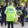 Priti Patel to face questions over suspect held on suspicion of murdering UK MP