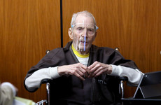 Jailed New York millionaire Robert Durst is on ventilator with Covid-19, lawyer says