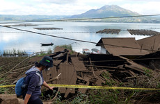 At least three people dead and homes destroyed after earthquake hits Bali