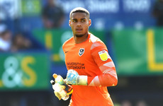 Portsmouth boss backs 'brilliant' Bazunu to recover from Rotherham error