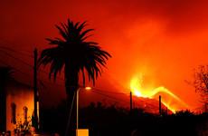 Volcanic eruption on La Palma showing no sign of abating