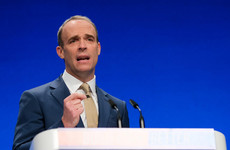 Raab lays out plans to reform legislation to stop EU rights court from 'dictating' to UK