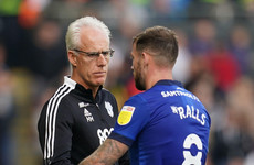 Swansea beat rivals Cardiff to pile pressure on Mick McCarthy