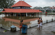 Heavy rain and landslides leave 18 dead in southern India