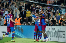 18-year-old starlet inspires Barcelona to win