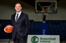 Basketball Ireland appoint former Six Nations boss Feehan as new chief executive