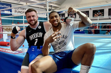 Dublin heavyweight Thomas Carty set for second professional fight on Whyte-Wallin undercard