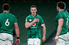 Sexton set to be fit for November Tests as Henshaw makes progress