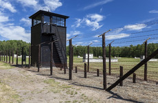 96-year-old ex-Nazi concentration camp secretary who fled trial to face court today