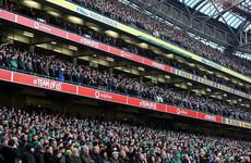 Sports stadia in Ireland to return to full capacity from Friday