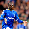 Everton injury blow as standout player Doucoure faces spell out with broken foot