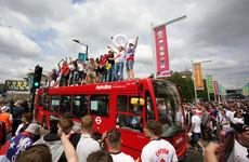 UK and Ireland 2030 World Cup bid 'not up in smoke' despite Wembley chaos, insists UK Sport chief
