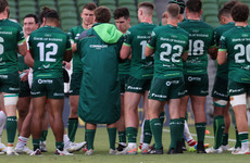 Small Aviva attendance expected for Connacht-Ulster, while Friend is yet to hear back on Cloete try