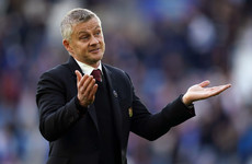 Solskjaer responds to Carragher criticism and accepts the pressure is on ahead of difficult run