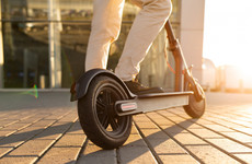 Government approves legislation to allow for e-scooters in public spaces