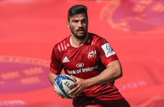 'He's one of the best in the world' - Munster hope to keep De Allende