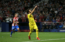 Liverpool defeat 10-man Atletico in five-goal thriller as Salah delivers again