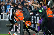 Newcastle fan 'making great progress' as family thank medics for saving his life