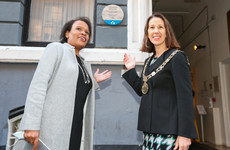 Dublin City Council unveils plaque honouring anti-slavery leader Fredrick Douglass