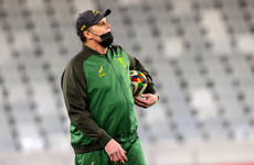Erasmus to tour with Springboks as misconduct hearing looms