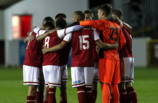 St Patrick's Athletic suffer Uefa Youth League exit