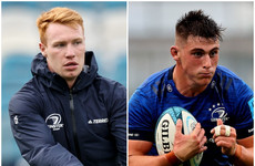 Farrell's fresh faces bring excitement to Ireland's November squad