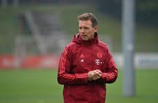 Bayern coach Nagelsmann absent amid Benfica win
