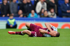 West Ham's Tomas Soucek recovering from plastic surgery to face