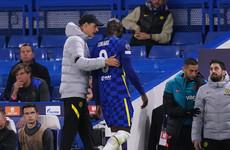 No regrets for boss Thomas Tuchel despite injury to star striker Romelu Lukaku