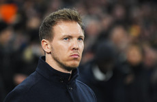Vaccinated Bayern boss Nagelsmann tests positive for Covid-19