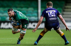 Conor Oliver: 'The coaches here are filling me with confidence, letting me go about my game'