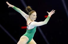 'A phenomenal athlete' - Irish teen Slevin finishes 19th at World Gymnastics Championships