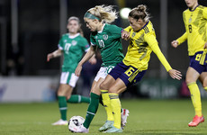 Ireland open World Cup qualifying campaign on losing note against super Sweden