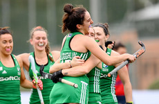 Ireland women's hockey team take step towards World Cup qualification with victory over France