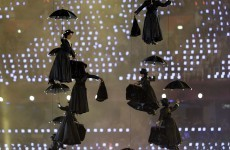 Going once... Mary Poppins kit for sale at London Olympics auction