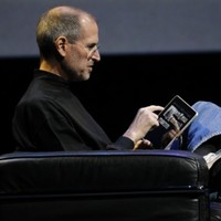Steve Jobs' California home burgled