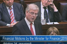 Dáil leaders debate savage Budget 2011 cuts