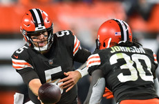 Depleted Cleveland Browns get job done with win over Denver Broncos