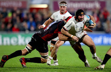 O'Toole 'focusing on the here and now' with Ulster as path with Ireland opens up