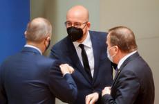 EU leaders seek to halt migrant crossings from Belarus