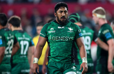 Connacht lose Aki to injury as Ulster welcome back some big guns