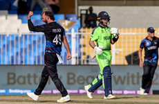 Namibia beat Ireland to make history with T20 World Cup second round spot