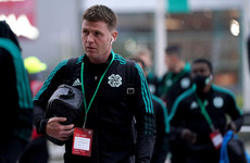 James McCarthy back in Celtic squad after recovering from injury